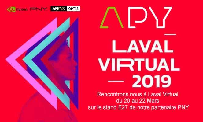 laval virtual 2019 APY EUROPE