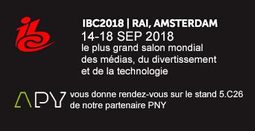 IBC 2018 APY EUROPE