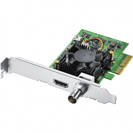 carte de lecture Blackmagic Design DeckLink Mini Monitor 4K