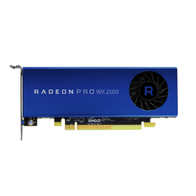 AMD RADEON PRO WX2100 graphic card