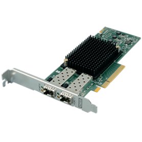 ATTO Celerity FC-322E Dual-Channel 32Gb/s Gen 6 Fibre Channel PCIe 3.0
