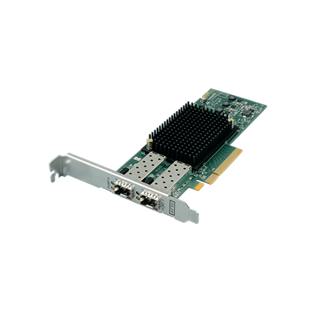 ATTO Celerity FC-322E Double canal Fibre Channel Gen 6 32 Gb PCIe 3.0