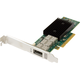 ATTO FastFrame ™ NQ41 Single Port 40GbE PCIe 3.0