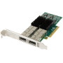 ATTO FastFrame ™ NQ42 Dual Port 40GbE PCIe 3.0 Network Adapter