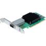 ATTO FastFrame ™ N351 QSFP28 Single Port 25/40/50GbE PCIe 3.0 Network Adapter