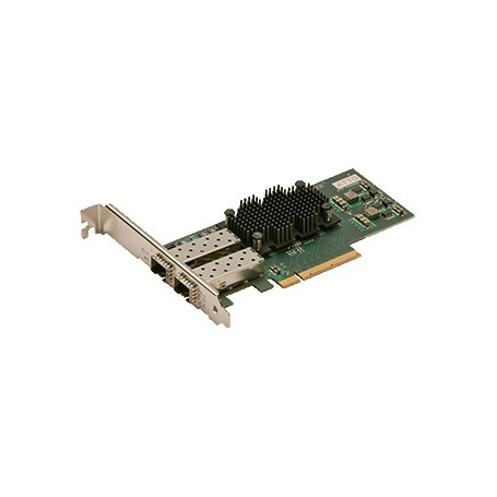 ATTO FastFrame ™ NS12 Adaptateur réseau PCIe 2.0 double port 10GbE