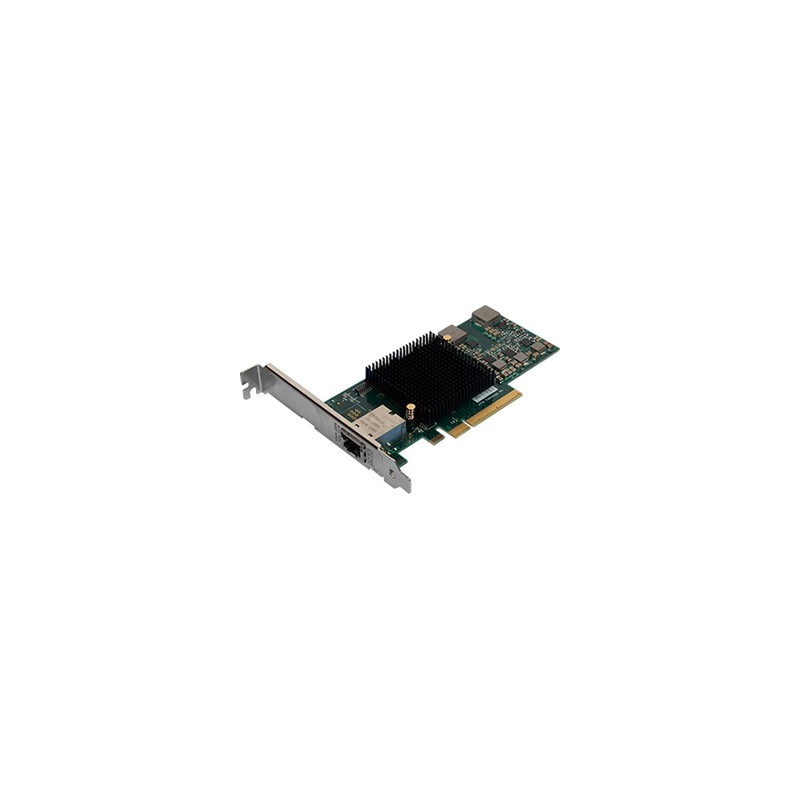ATTO FastFrame ™ NT11 RJ45 Single Port 10GBASE-T PCIe 2.0 Network ...