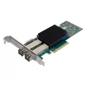 ATTO Celerity FC-162E Dual-Channel 16Gb/s Gen 5 Fibre Channel PCIe 3.0 Host Bus Adapter