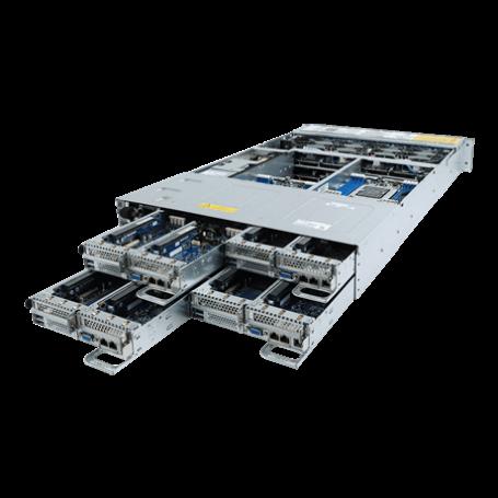 CALCULATION SERVER APY RDR Z4Y² AMD BI EPYC TWIN² - (4 NODES)