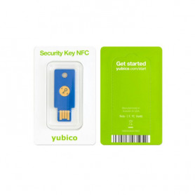 YUBICO FIDO2 U2F NFC security key