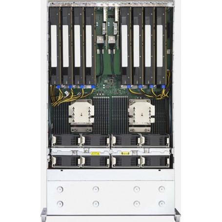 APY serveur de calcul AI ZY² 8 GPU PCie 4.0- AMD EPYC serie 7002 ou 7003
