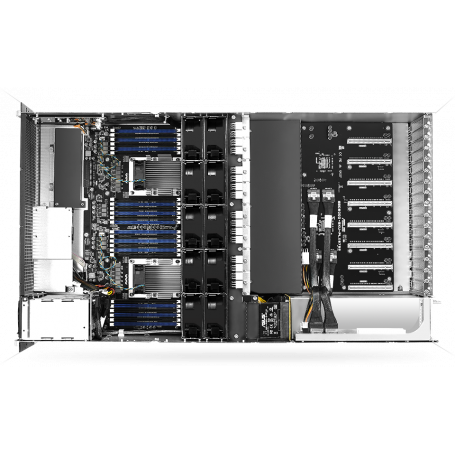 RENDER SOLUTION APY AI ZY² 8 GPU PCie - Intel XEON Scalable