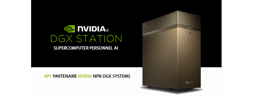 NVIDIA DGX STATION-DEEP-LEARNING-SOLUTION