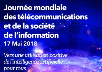 World Telecommunication Day 2018: AI at the service of sustainable development